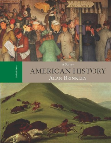 9780073255040: American History: A Survey, with Primary Source Investigator and Powerweb