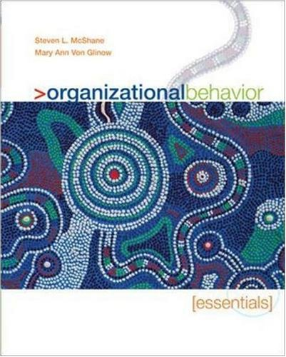 9780073255620: Organizational Behavior: [essentials] with Online Learning Center access card