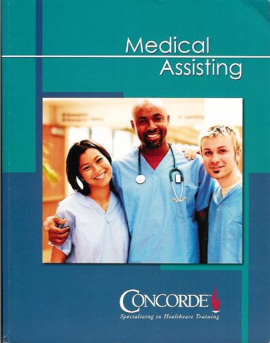 9780073256115: Medical Assisting - For Concorde Career College with CD-ROM