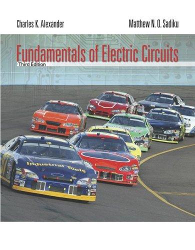 9780073256436: Fundamentals of Electric Circuits