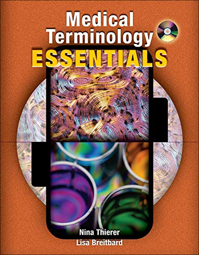 9780073256443: Medical Terminology Essentials: w/Student & Audio CD's and Flashcards