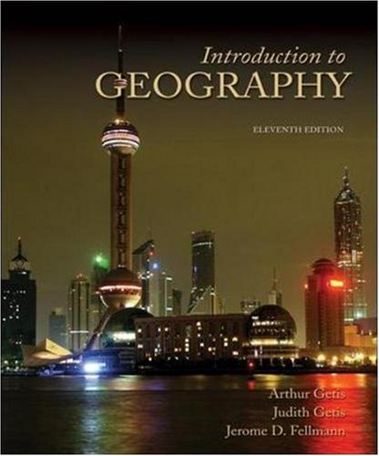 9780073256498: Introduction to Geography