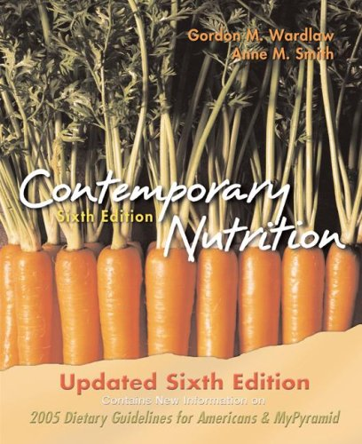9780073256528: Contemporary Nutrition, 6th Edition