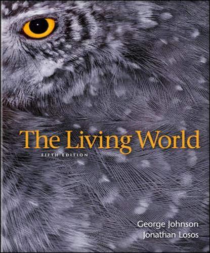 9780073256535: The Living World