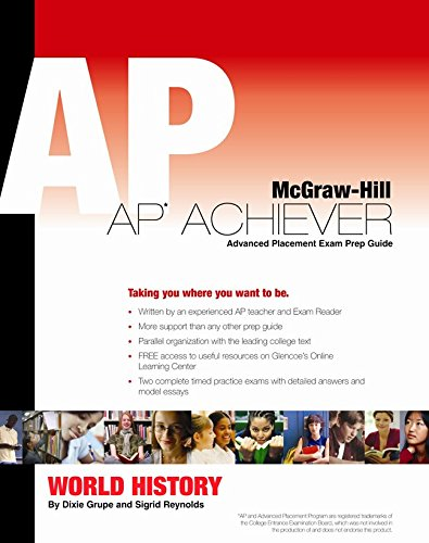 9780073256603: AP Achiever (Advanced Placement* Exam Preparation Guide) for AP US History (College Test Prep)