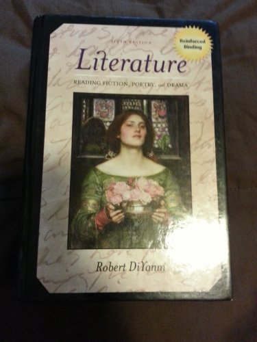 9780073256924: Literature Reading Fiction, Poetry and Drama