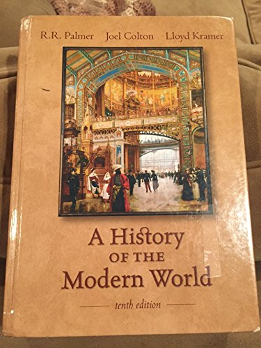 9780073257204: History of the Modern World (Reinforced Nasta Binding for Secondary Market)