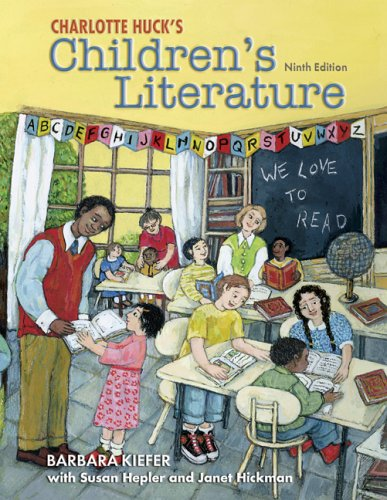 9780073257693: Charlotte Huck's Children's Literature with Online Learning Center card (Children's Literature in the Elementary School)