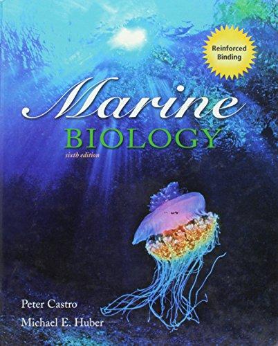 9780073258386: Marine Biology (Reinforced Nasta Binding for Secondary Market) 2007