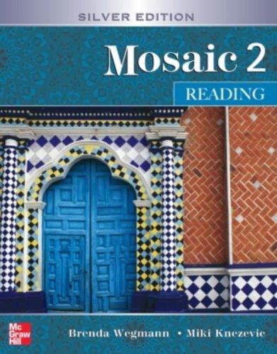 9780073258492: Mosaic Level 2 Reading Student Book