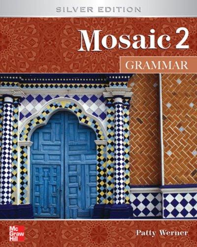 9780073258508: Mosaic 2 Grammar Student Book: Silver Edition