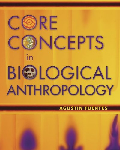 9780073258980: Core Concepts in Biological Anthropology