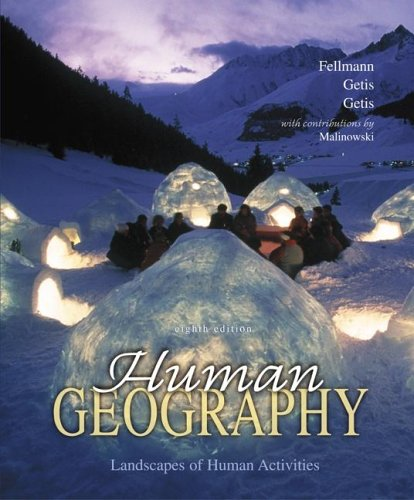 9780073259314: Human Geography