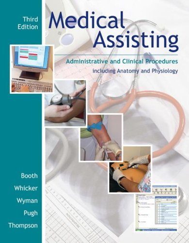 9780073259888: Medical Assisting-Administrative and Clinical Procedures with Student CD-ROMs