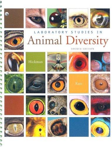 9780073260983: Laboratory Studies in Animal Diversity