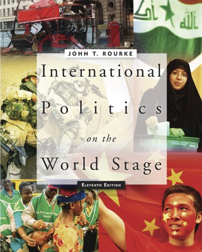 9780073261188: International Politics on the World Stage with PowerWeb