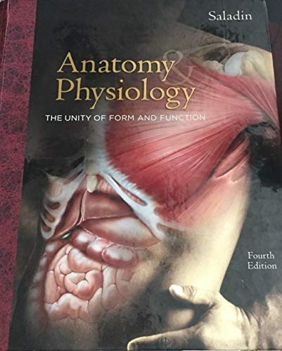 9780073262888: Anatomy & Physiology