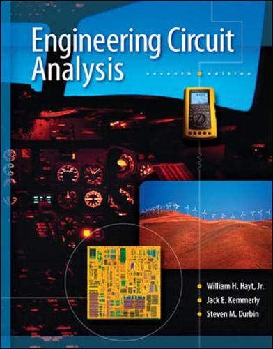 9780073263182: Engineering Circuit Analysis