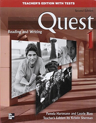 9780073265773: Quest: Level 1, Teacher's Edition with Tests, 2nd Edition