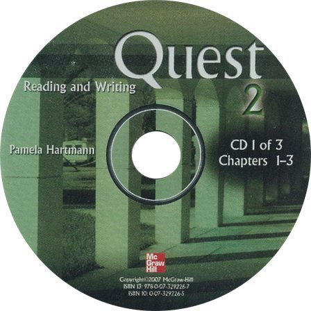 9780073265827: Quest 2 Reading and Writing, 2nd Edition