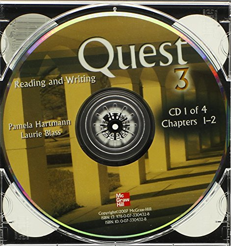 9780073265858: Quest 3: Reading and Writing, 2nd Edition
