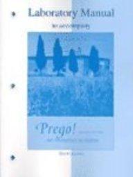 9780073266695: Laboratory Manual to accompany Prego! An Invitation to Italian