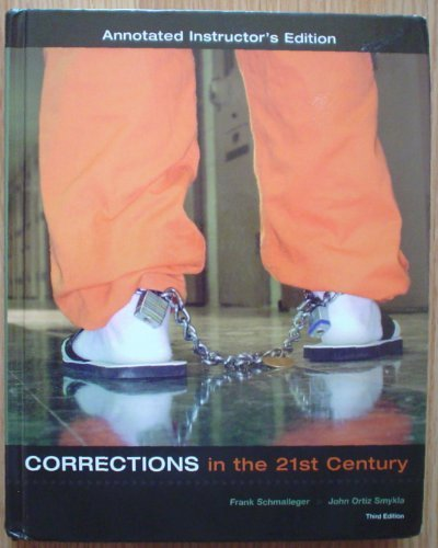 9780073266855: Corrections in the 21st Century