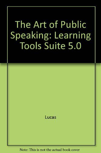 9780073268712: The Art of Public Speaking: Learning Tools Suite 5.0
