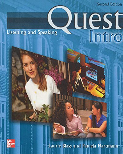9780073269597: Quest Listening and Speaking Intro Student Book with Audio Highlights, 2nd Edition