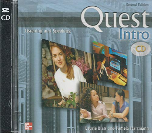 9780073269740: Quest Listening and Speaking Intro, 2nd Edition