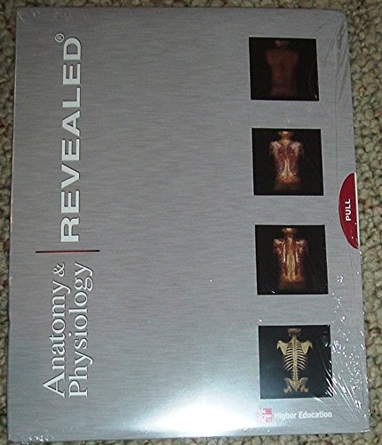 9780073270951: Anatomy & Physiology Revealed (CD-1-4) Edition: First