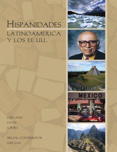 9780073271217: Hispanidades LATINOAMERICA y LOS EE.UU. with DVDs