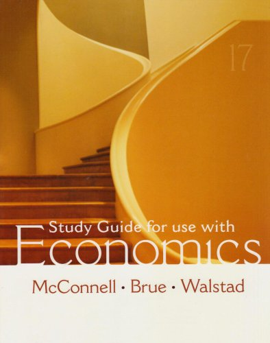 9780073273129: Study Guide for use with Economics