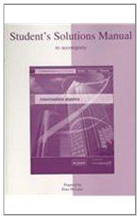 9780073273549: Student Solution Manual to Accompany Intermediate Algebra
