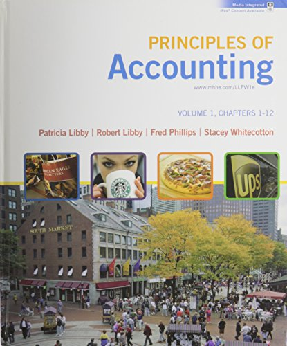 9780073273952: Principles of Accounting