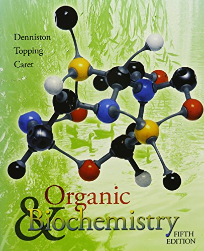 9780073274294: Organic and Biochemistry