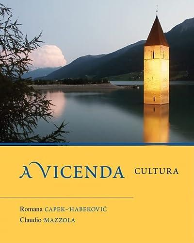 9780073274355: A Vicenda: Cultura