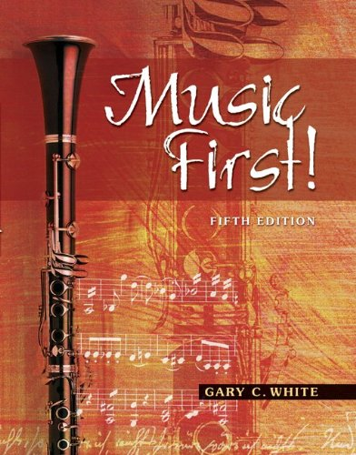 9780073275000: Music First! plus Audio CD and Keyboard Foldout: MP Music First! with Audio CD and Keyboard Foldout