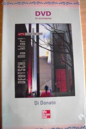 9780073278131: DVD t/a Deutsch: Na klar!