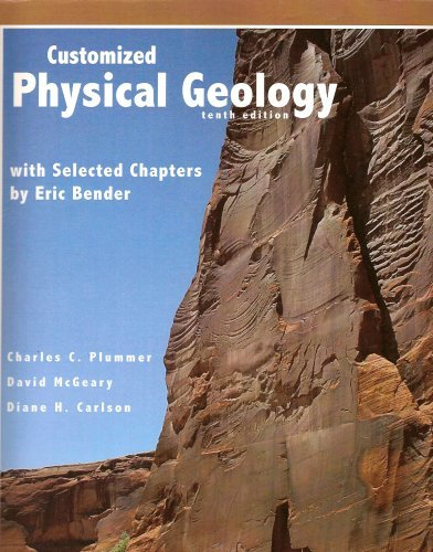9780073278483: Physical Geology (Customized)
