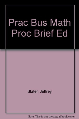 9780073278490: Practical Business Math Procedures, 9th Edition