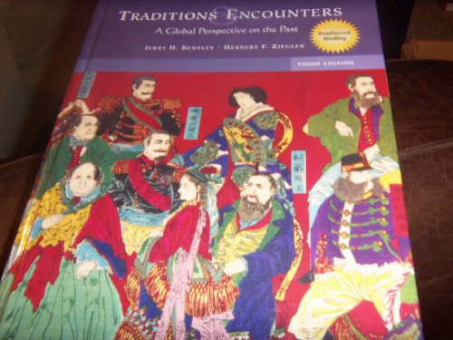 9780073278971: Traditions & Encounters (Reinforced Nasta Binding for Secondary Market) W/ Primary Source Investigator CD 2006