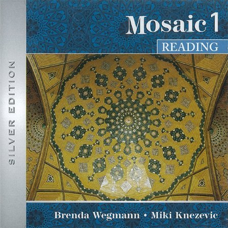 9780073279886: Mosaic Level 1 Reading Class Audio CDs (2)
