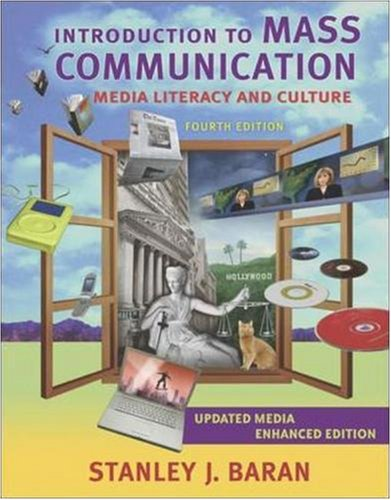9780073281230: Introduction to Mass Communication: Media Literacy and Culture with PowerWeb and DVD, Media Enhanced Edition