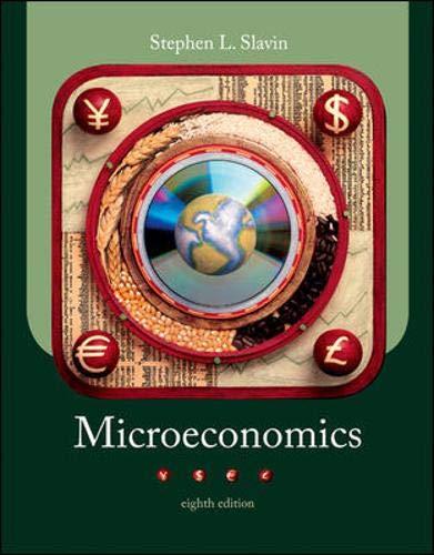 9780073281476: Microeconomics