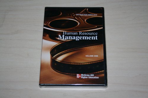 9780073283081: DVD Videos to Accompany Human Resource M