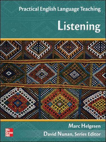 9780073283166: Listening (Practical English Language Teaching Series) (ELT PELTS)