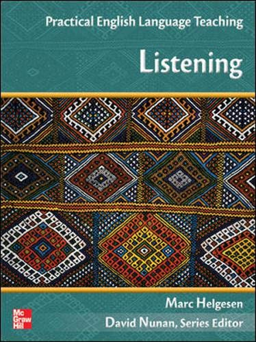 9780073283166: Practical English Language Teaching Listening with Audio CD Package