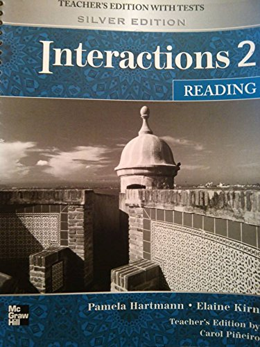 9780073283951: Interactions 2 Reading Teachers Manual