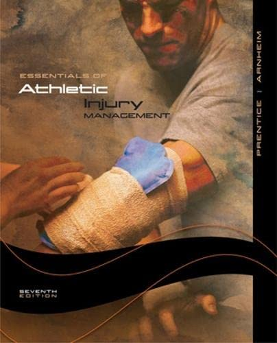 9780073284811: Essentials of Athletic Injury Management (NASTA Hardcover)